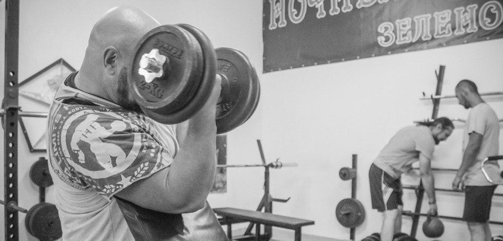 Студия физического развития и фитнеса Мотокачалка